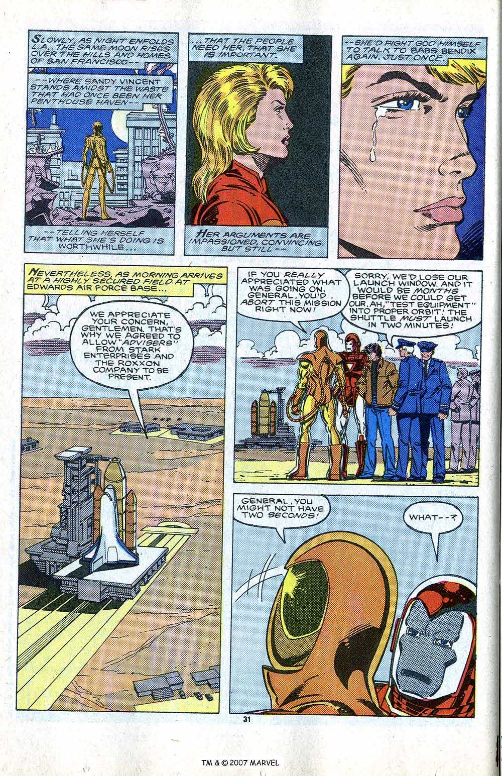 Iron Man Annual issue 9 - Page 40