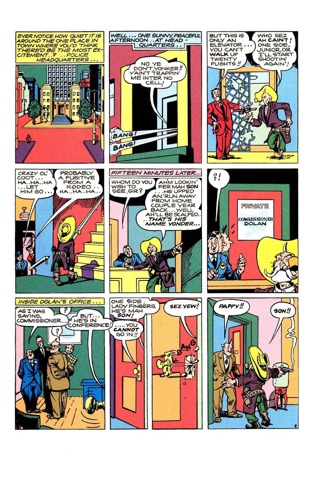 Read online Will Eisner's The Spirit Archives comic -  Issue # TPB 2 (Part 1) - 66