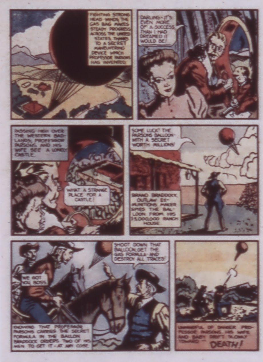 Read online WHIZ Comics comic -  Issue #1 - 25
