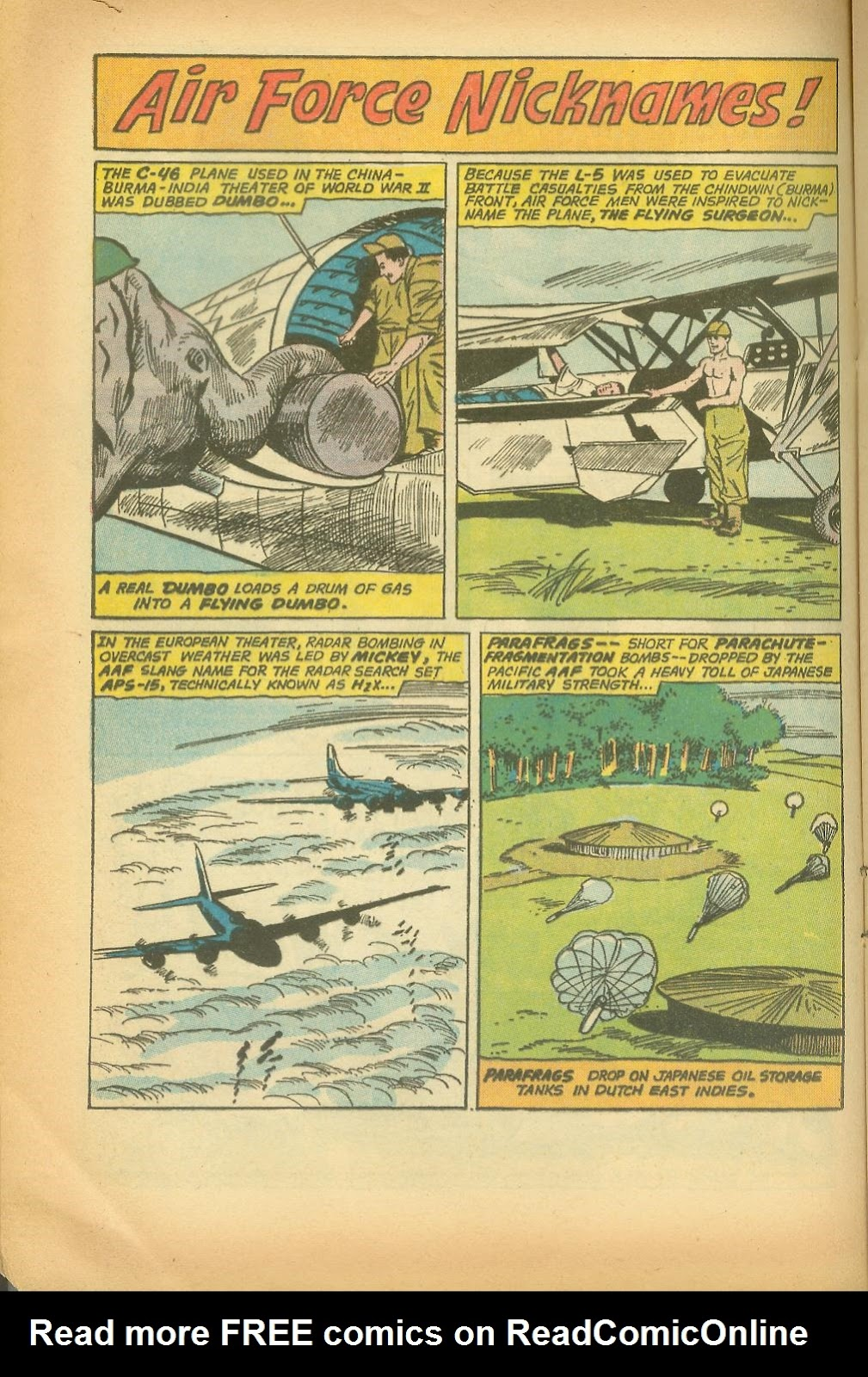 Our Fighting Forces (1954) issue 65 - Page 16