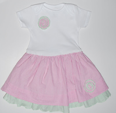 0eeb09f6d 2 Giggle Boxes  The Skirted Onesie  A Tutorial