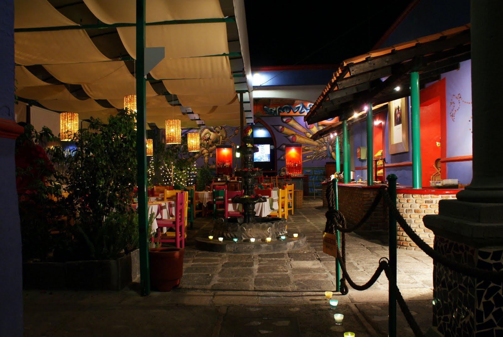 Restaurante La Casa de Frida en Cholula