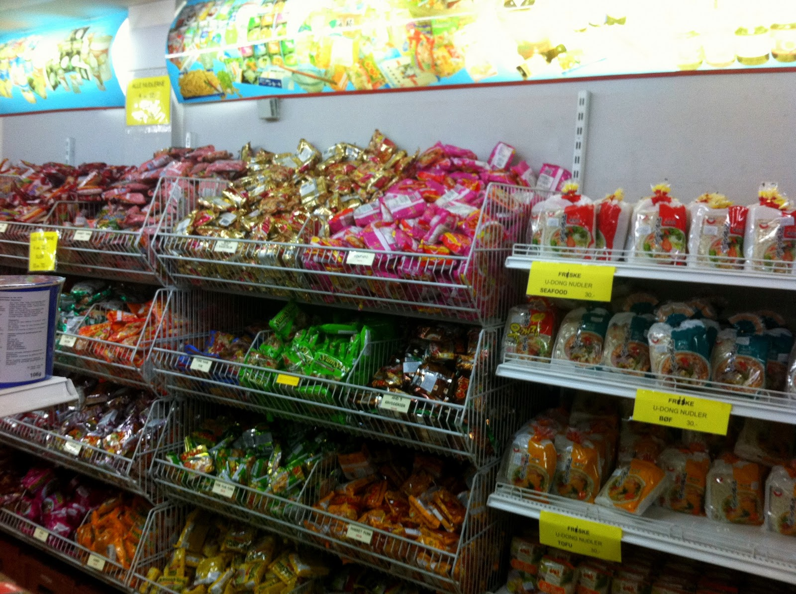 Thai Supermarked Istedgade 33