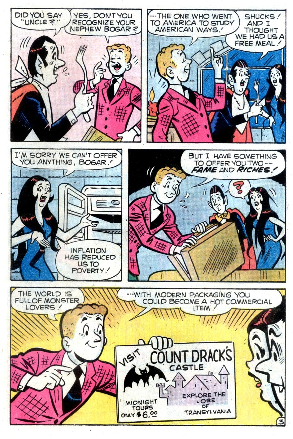 Read online Madhouse Comics comic -  Issue #110 - 31