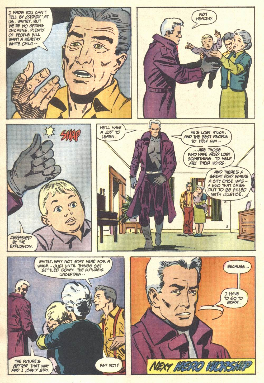 Read online Justice (1986) comic -  Issue #18 - 22