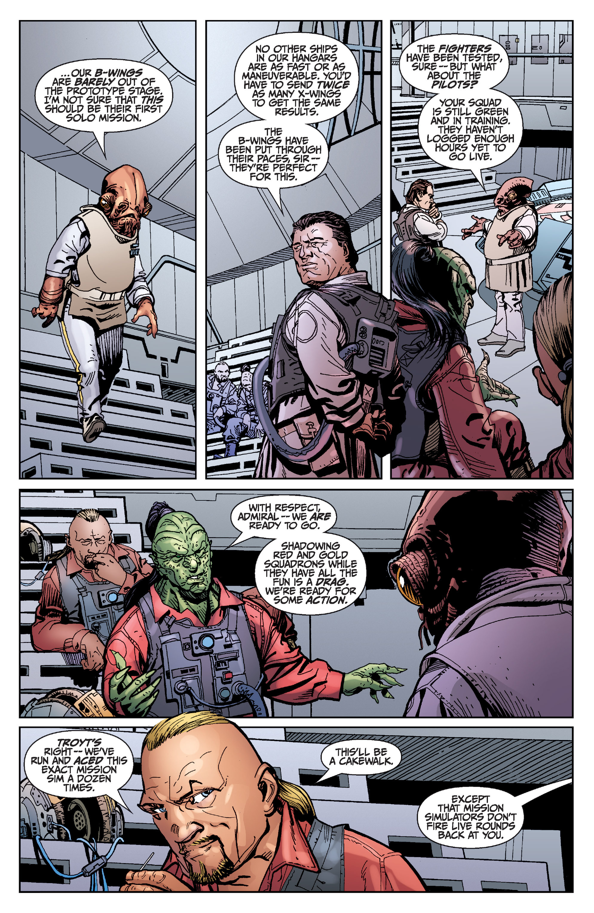 Read online Star Wars Omnibus comic -  Issue # Vol. 20 - 357