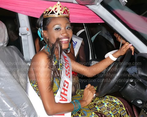 Miss Ghana World 2009