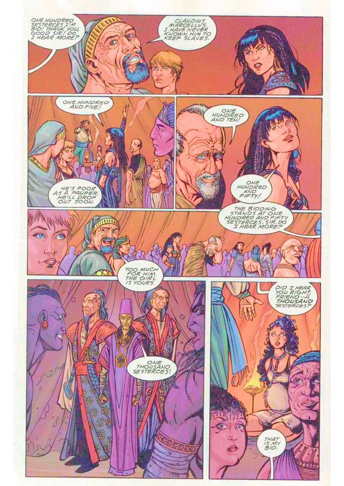 Xena: Warrior Princess (1999) Issue #4 #4 - English 14