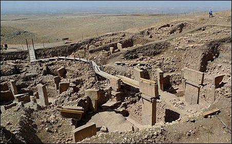 Antiguo santuario en Turquia con 11.500 años de antiguedad