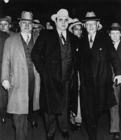 Organized Crime in the 1920's and Prohibition