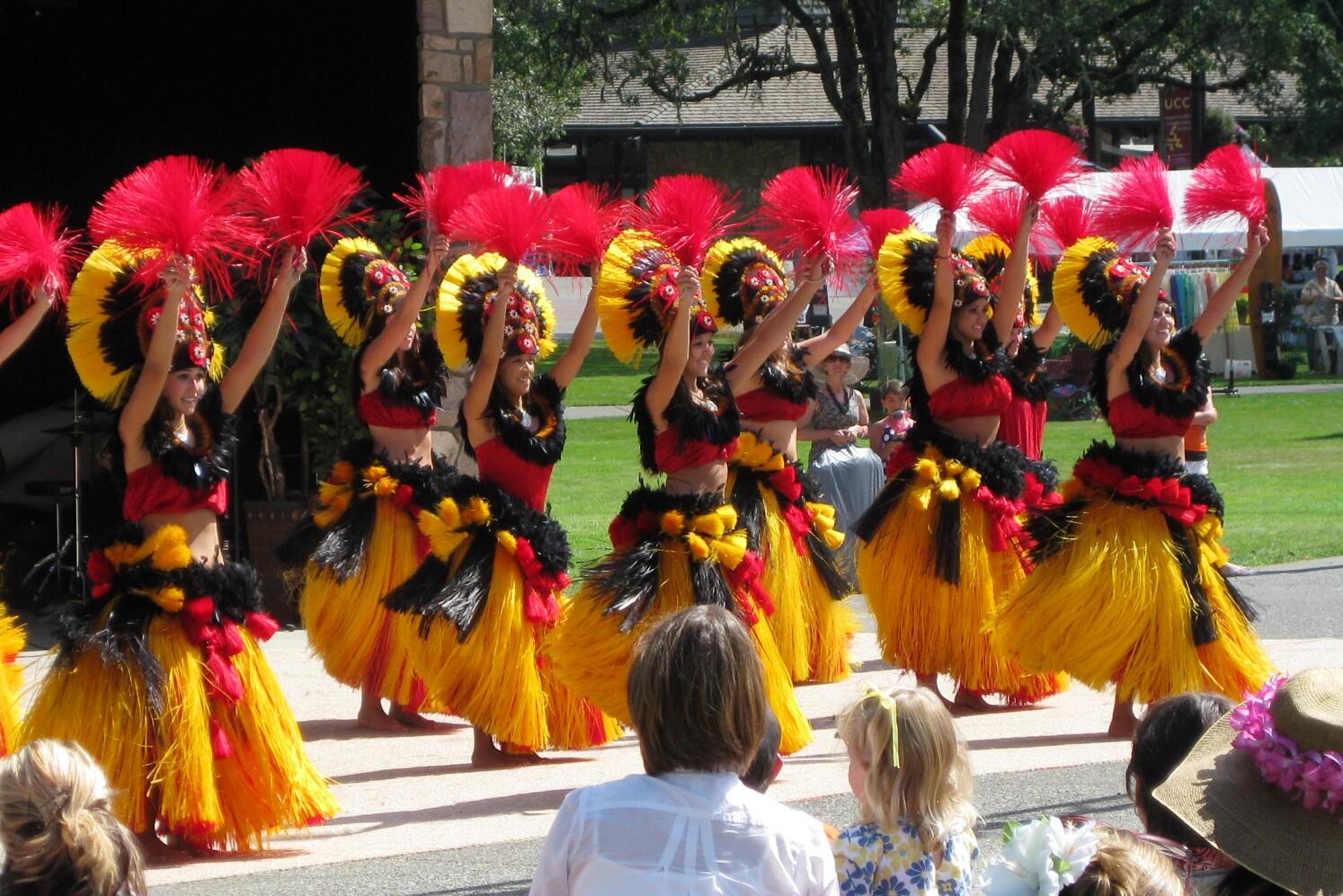 Maori Dance: Heart To Art: Lani Nui Loa