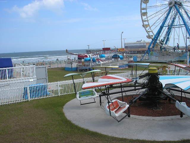 Daytona Beach Florida Boardwalk The Best Beaches In World