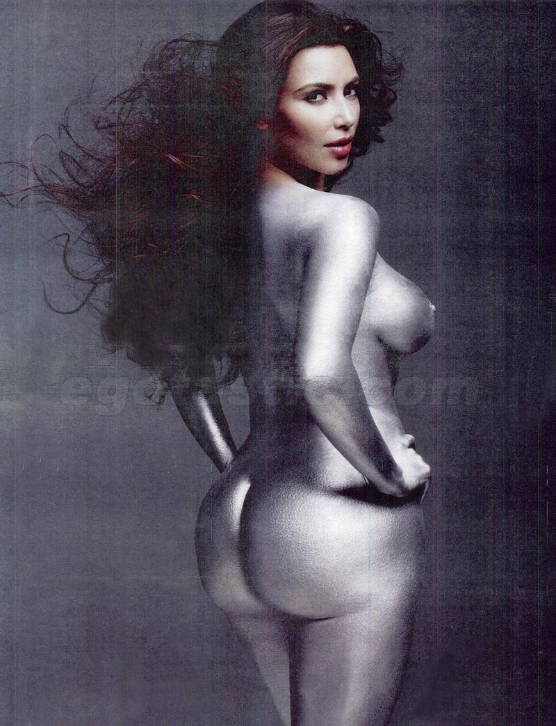 kim kardashian naked tape