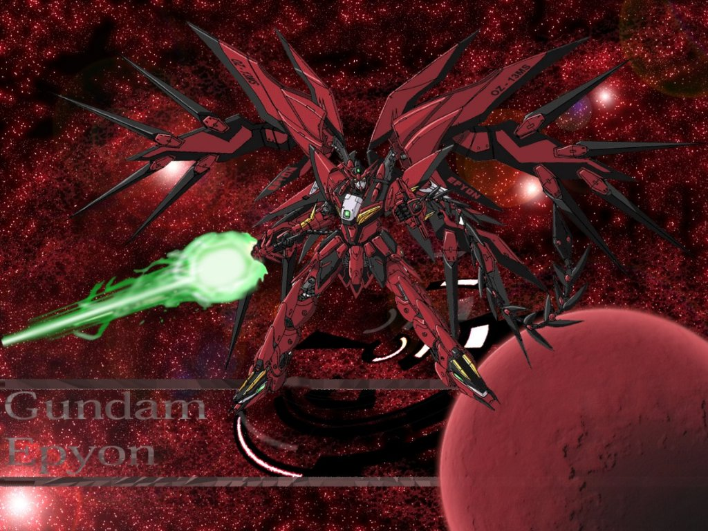 epyon gundam wing - photo #42