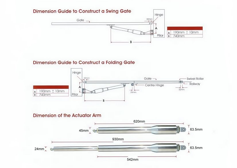 Gate Opener Gate Opener Wiring Diagram