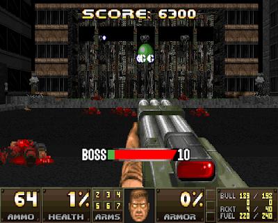 Computer Hermit: Action Doom