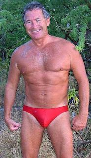 Gay Stud In Thong 81