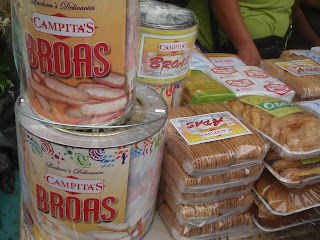 Broas from Lucban