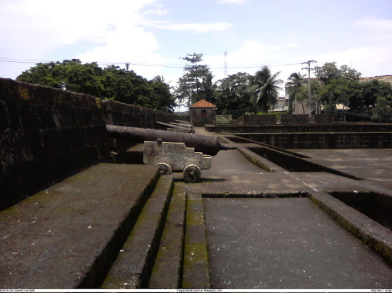 Cannons of Intramuros
