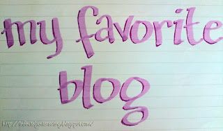 My Favorite Blog