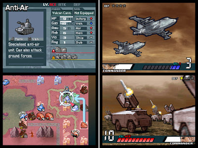 Advance Wars screenshot