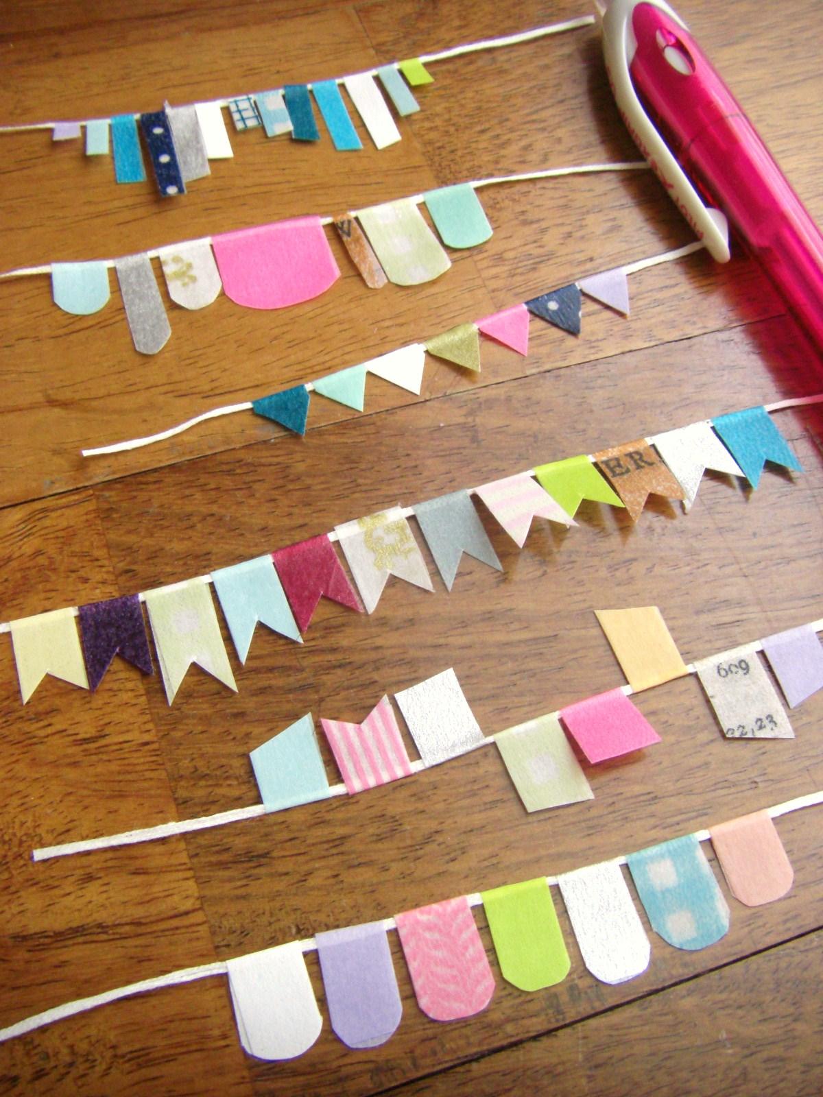 画像 : かんたん可愛い♪ マスキングテープの使い方・活用術・アイデア集 - NAVER まとめ