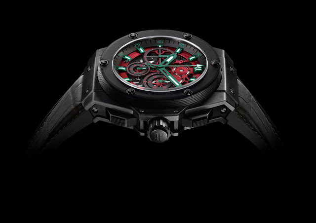 Hublot Special Edition 200th anniversary of the independence of Mexico crown