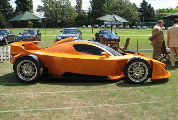 Hulme Canam Supercar side