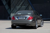 Mercedes-Benz CL 65 AMG back