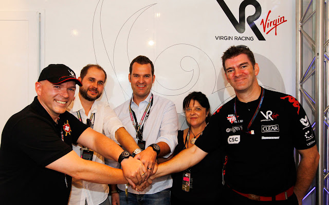 Armin Strom becomes Official Timing Partner of the Virgin Racing F1 Team