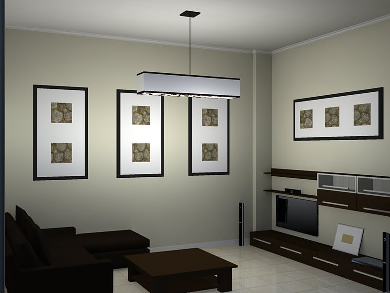Kumpulan Desain Rumah Berkebun Desain Interior Minimalis dengan warna pastel