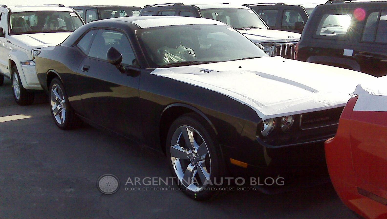 El Dodge Challenger Y Tambi 233 N La Nueva Pick Up Ram
