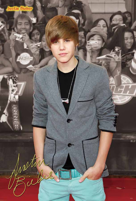Justin Bieber Poster 2011
