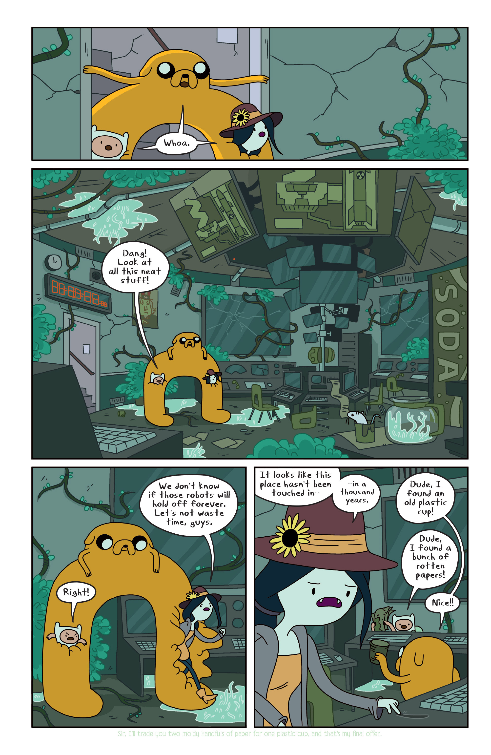 Read online Adventure Time comic -  Issue #Adventure Time _TPB 3 - 58