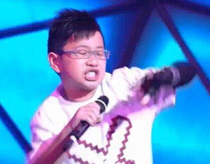 千奇百趣- 超級巨聲2林昇湋   妙極娛樂
