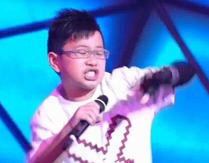 千奇百趣- 超級巨聲2林昇湋 | 妙極娛樂