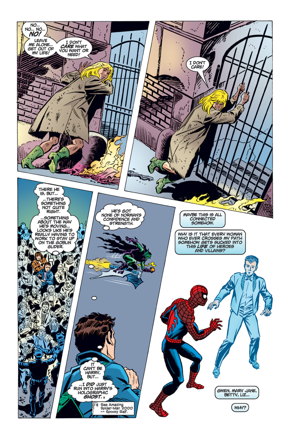 The Amazing Spider-Man (1999) 18 Page 15