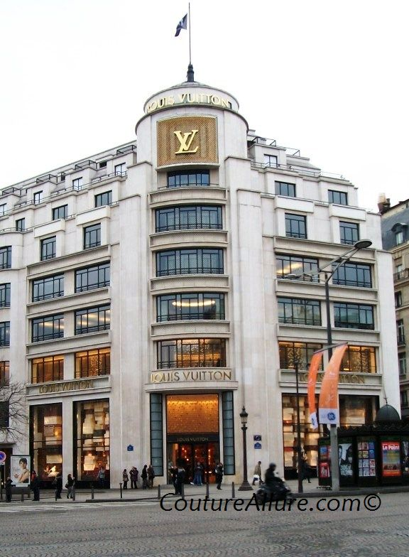 Préférence Couture Allure Vintage Fashion: Window Shopping on Avenue  WM31