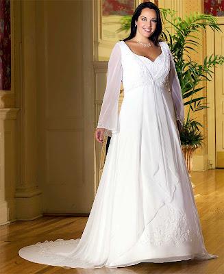 Re: Свадебные платья для полненьких.