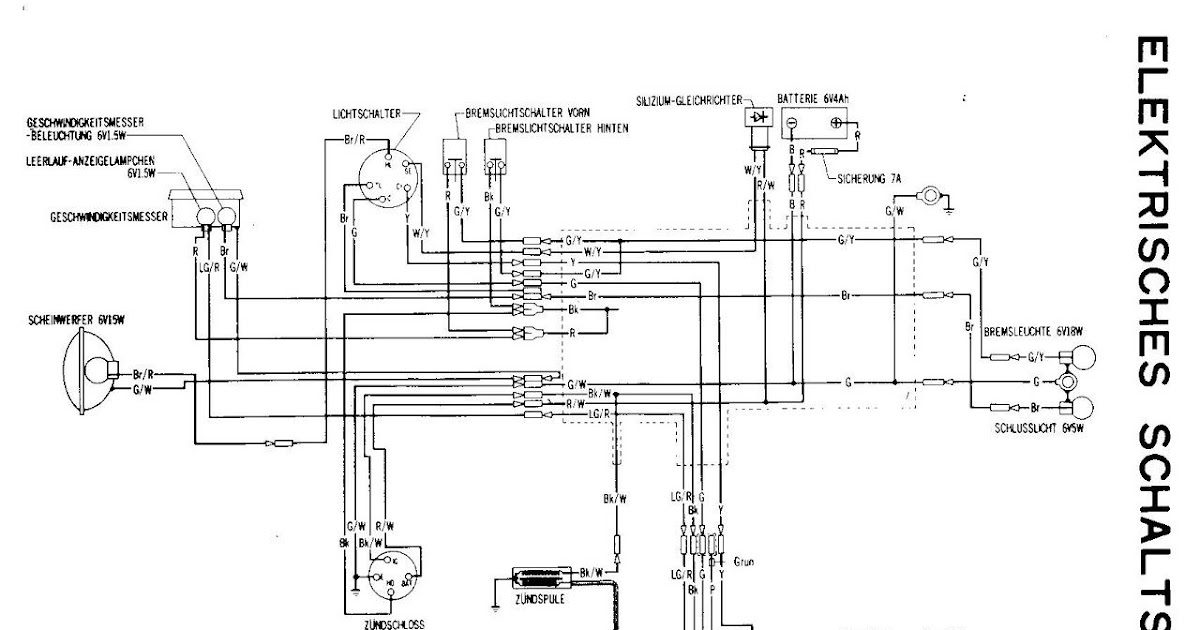 Chalopy: Wiring diagrams