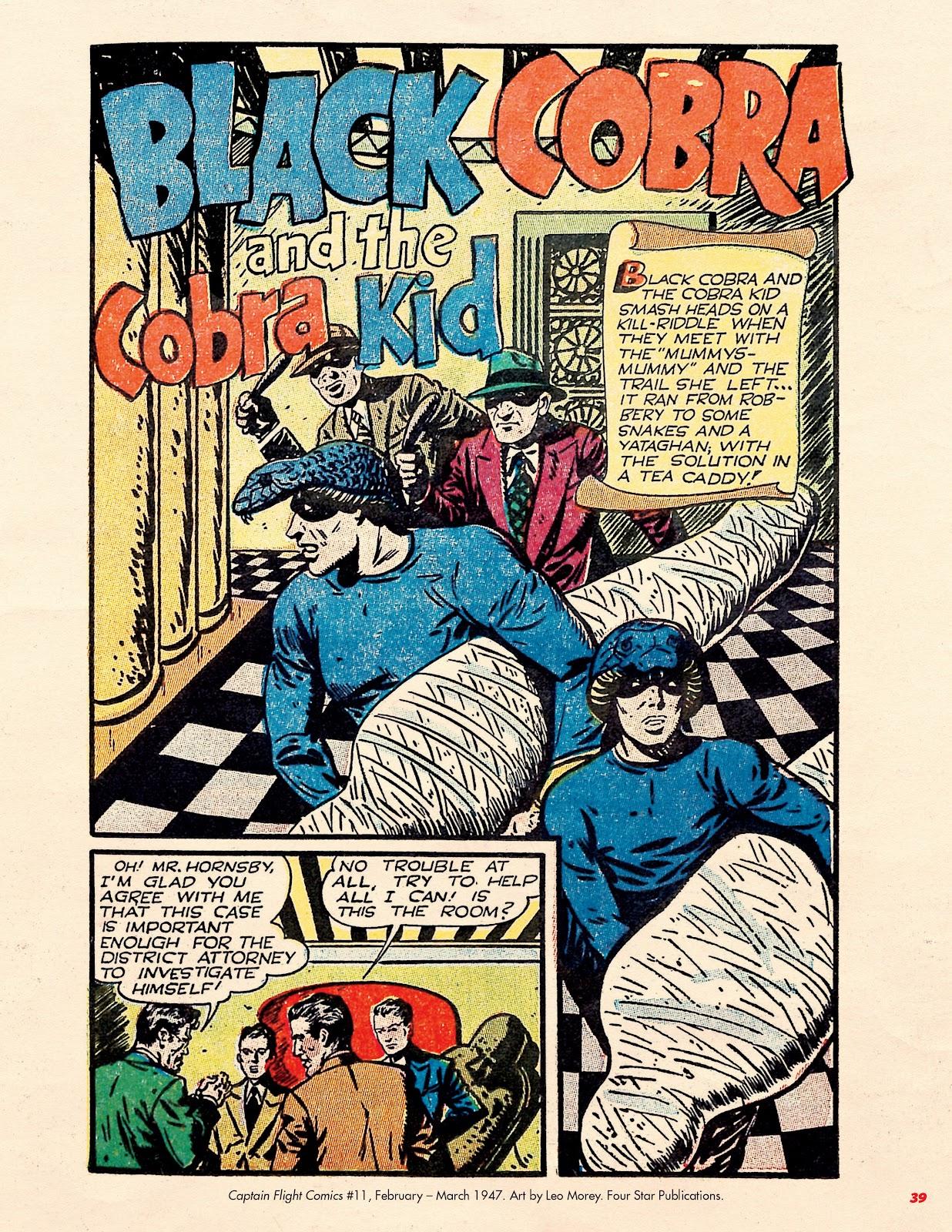 Read online Super Weird Heroes comic -  Issue # TPB 1 (Part 1) - 38