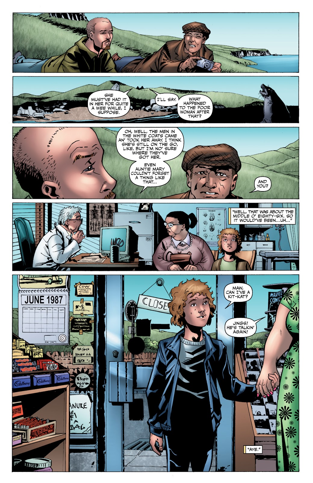 Read online The Boys Omnibus comic -  Issue # TPB 4 (Part 3) - 65