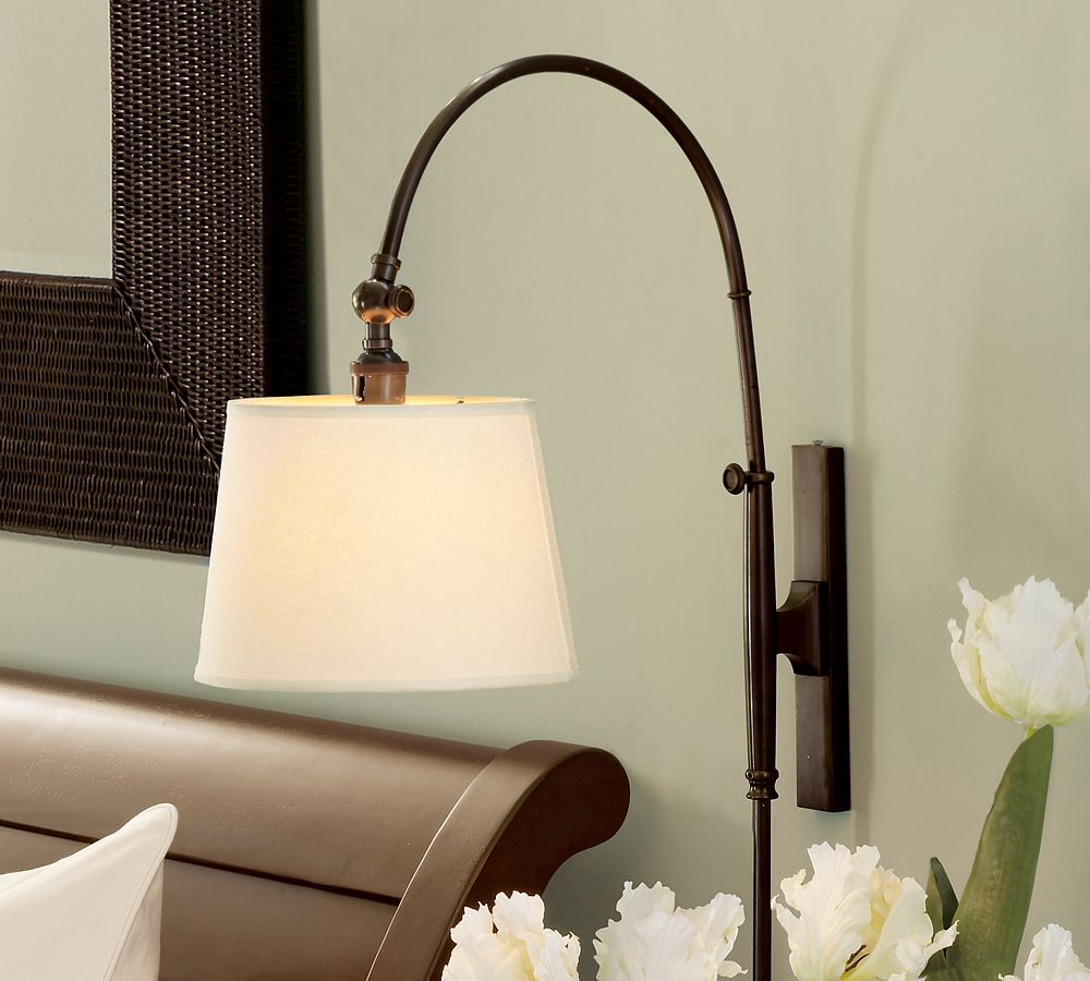 Pottery Barn Plug In Wall Sconce: Design Krazy: Lighting