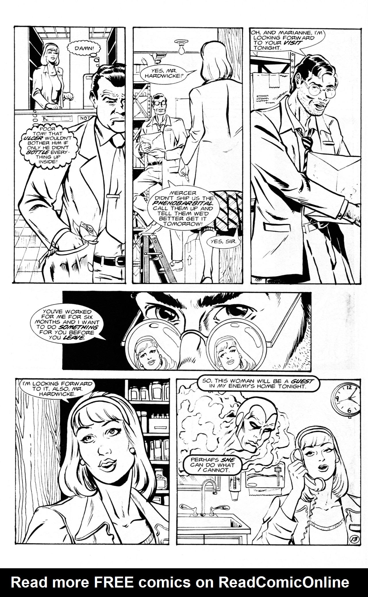 Read online Dr. Weird (1994) comic -  Issue #1 - 15