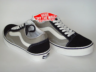 f6c41524f619be Vans Old School Gris y Negra Talles USA  7 1 2 - 8 Us Talles Argentina  39 1 2  - 40 Arg.