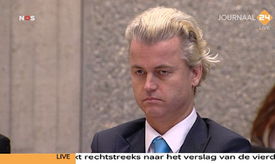 Geert Wilders Trial (15 October 2010)