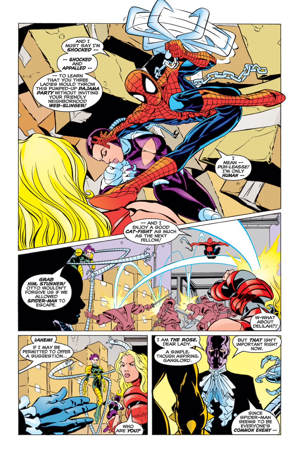 The Amazing Spider-Man (1963) 426 Page 16