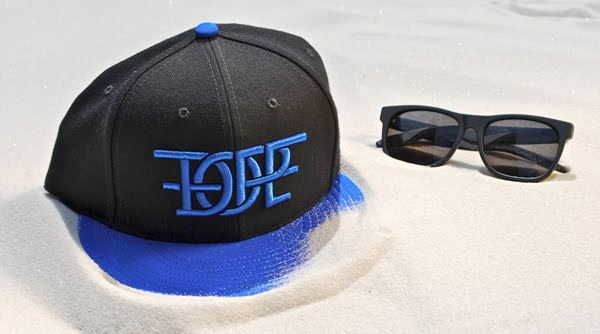 Dope Couture just dropped this extremely limited Interlock Logo snapback hat b297d0f90658