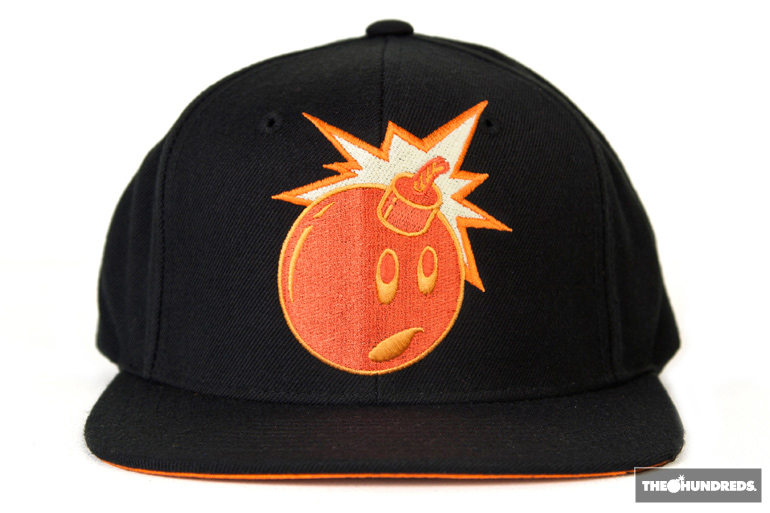 ... Garfield collaboration collection...these limited edition snapback hats!  These will be arriving here at Motivation on Monday 07784d31ab12