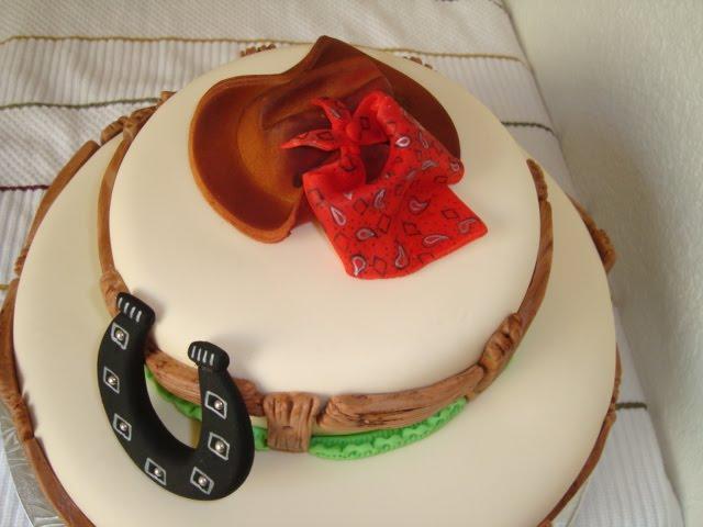 Natry's Cake: Torta Vaquera-Hombre